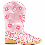 Blazin Roxx Girl's Pecos Square Toe Boot