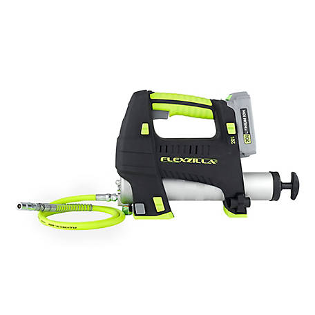 Flexzilla 20V Cordless Grease Gun Kit, L1388LFZ