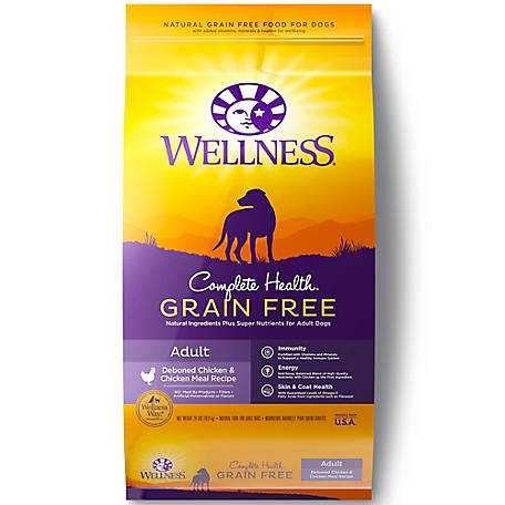 Wellness Complete Health Grain Free Adult Deboned Chicken