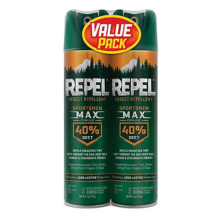 Repel Sportsman Max Twin, HG-33802