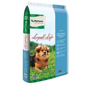 Loyall Lamb And Rice Dog Food