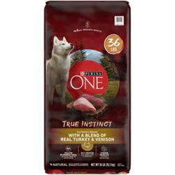 Shop 31.1 lb. or Larger Purina ONE Dog Food at Tractor Supply Co.
