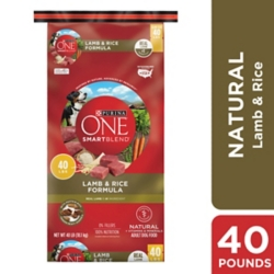 Shop 31.1-40 lb. Purina ONE Dog Food at Tractor Supply Co.