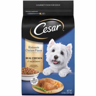 Cesar Rotisserie Chicken with Spring Vegetables; 5 lb. Bag