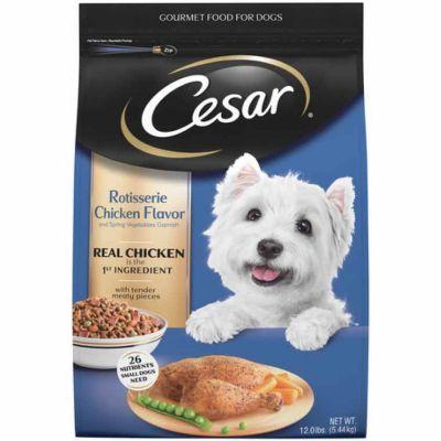 Cesar Rotisserie Chicken with Spring Vegetables; 12 lb. Bag