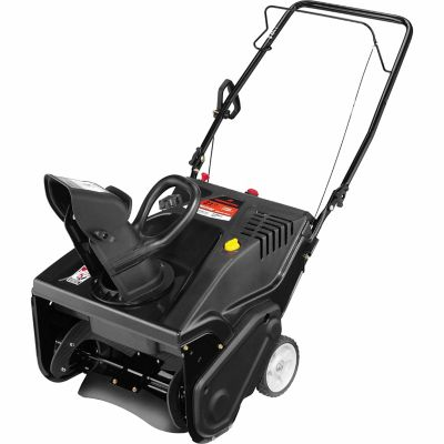 Remington 21 in. Single-Stage 179cc OHV Snow Blower with Electric Start