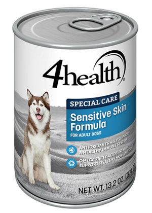 4health Puppy Food >> 4health Special Care Sensitive Skin Formula for Adult Dogs ...