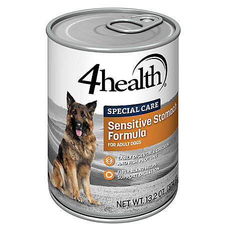 4health Special Care Sensitive Stomach Formula for Adult Dogs, 13.2 oz. Can