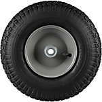 13 in. x 5.00-6 in. Pneumatic Wheels with Turf Tread, 5/8 in. Bore Size