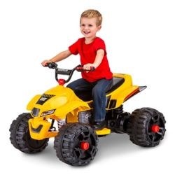 Shop Kid Trax 12-Volt CAT ATV Ride-On at Tractor Supply Co.