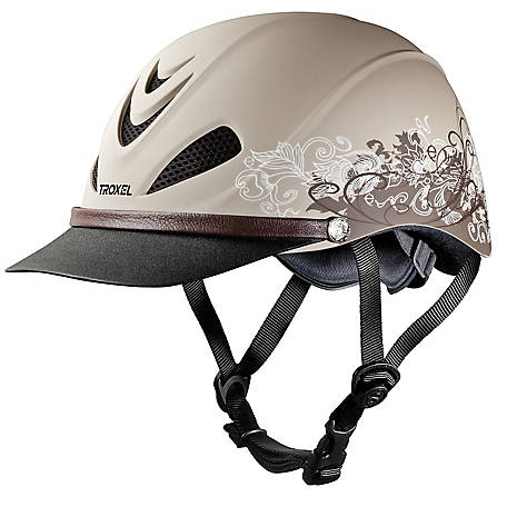 Troxel Dakota Helmet, Traildust