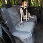 Kurgo Journey Dog Bench Seat Cover, Red