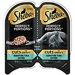 Sheba Perfect Portions Tuna Cuts, 2.6 oz.