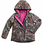 Carhartt Girl's Camo Mountain View Jacket