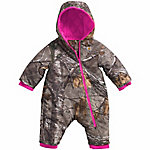 Carhartt Infant Girl's Camo Snowsuit