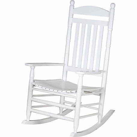 Hinkle Chair Company Cumberland Adult Rocker, Maple