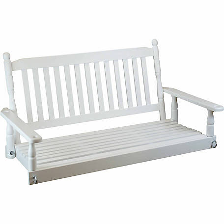 Hinkle Chair Company Cumberland 4 ft. Porch Swing
