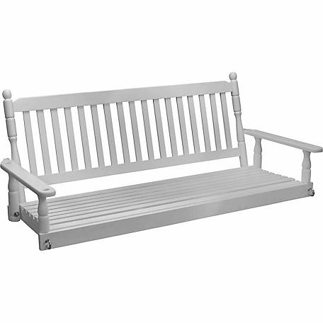 Hinkle Chair Company Cumberland 5 Ft Porch Swing At