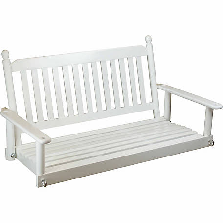 Hinkle Chair Company Bradley 4 ft. Porch Swing
