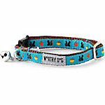 The Worthy Dog Squirrelly Cat Collar