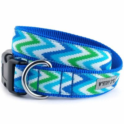 Buy The Worthy Dog Static Chevron Dog Collar Online