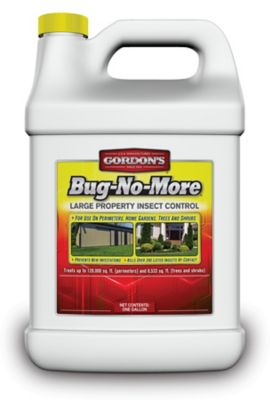 Gordon's Bug-No-More Large Property Insect Control Concentrate; 1 gal.