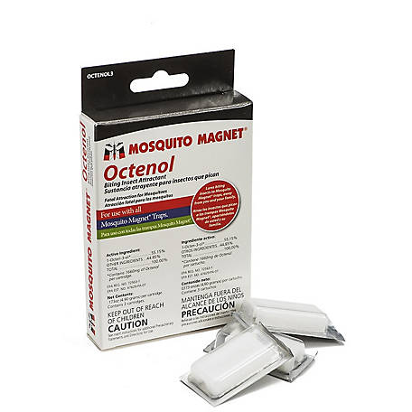 Mosquito Magnet Octenol Attractant, Pack of 3, OCTENOL3