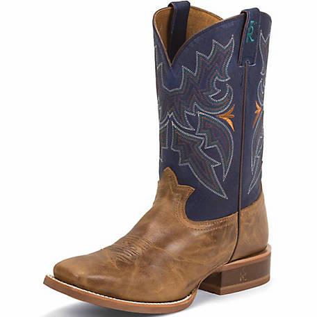 ce42478e7 Tony Lama Men's Honey Sierra 3R Stockman Boot