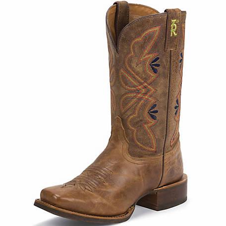 Tony Lama Women s Honey Sierra 3R Stockman Boot at Tractor ... 60508b8758