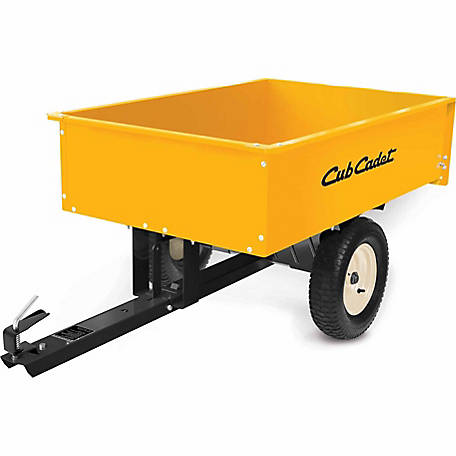Cub Cadet 12 cu. ft. Steel Cart