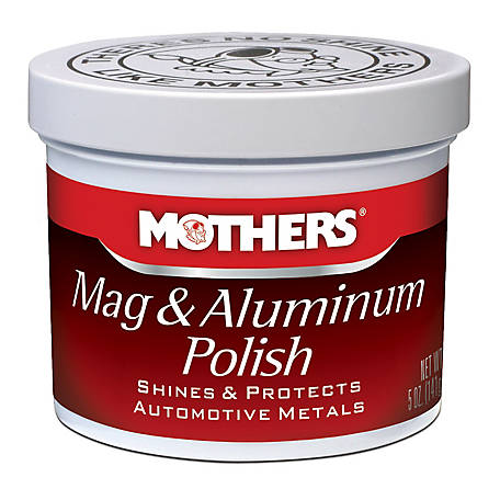 Mother's Mag & Aluminum Polish