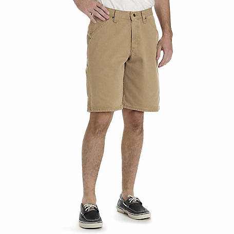 Lee Men's Carpenter Khaki Short