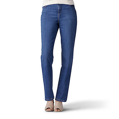 Lee Women's Monroe Classic Fit Straight Leg Jean