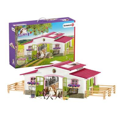 Schleich Horse Club Riding Center with Accessories