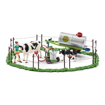Schleich Cow Family On the Pasture