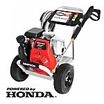 SIMPSON MegaShot Series MS60852 3200 PSI @ 2.5 GPM Gas Pressure Washer Powered by HONDA