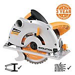 Evolution Multipurpose Cutting Circular Saw, RAGEB