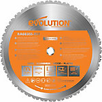 Evolution RAGE355BLADE Multipurpose Saw Blade, 14 in., 36 Tooth