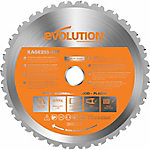 Evolution RAGE255BLADE Multipurpose Saw Blade, 10 in., 28 Tooth