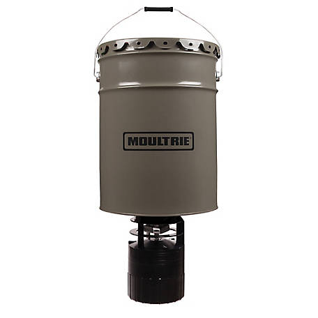 Moultrie 6.5 gal. Pro Hunter Hanging Feeder, MFG-13058