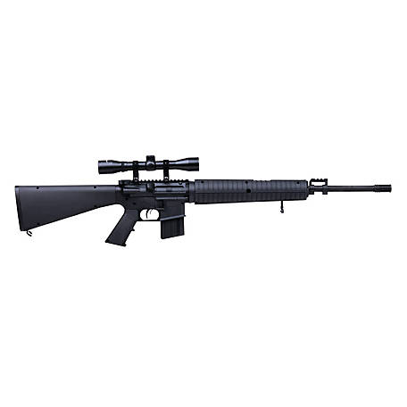 DPMS Panther Arms Classic A4 .177 Caliber Break Barrel Pellet Rifle, DCNP7SX