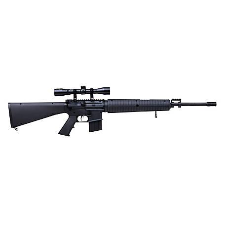 dpms classic a4 177 caliber break barrel pellet rifle at tractor