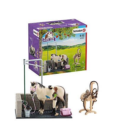 Schleich Horse Wash Area, 42104