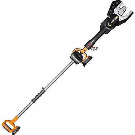 WORX 6 in. 20V Li-Ion Cordless JawSaw with Pole