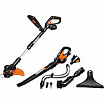 WORX 32V Li-ion Cordless 2-Piece Combo Kit
