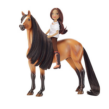 Breyer Spirit Riding Free Spirit and Lucky Classics Gift Set, 9203