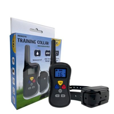450Y Rechargeable Remote Dog Trainer