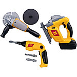 Tool Tech 3-in-1 Powerized Tool Set