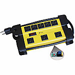 JobSmart 8-Outlet Surge Protector and Power Strip