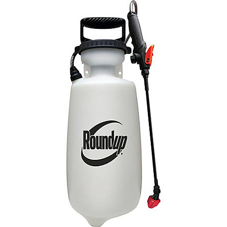 Roundup 190487 2 Gal. Multi-Use Sprayer with All-in-One Nozzle